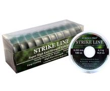 Леска Strike Pro Strike Line Bicolor 100 метров