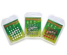 Power Dots (свинцовые наклейки для воблеров) STRIKE PRO