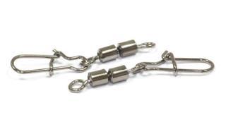 Вертлюг цилиндр двойной с застёжкой duo-Lock