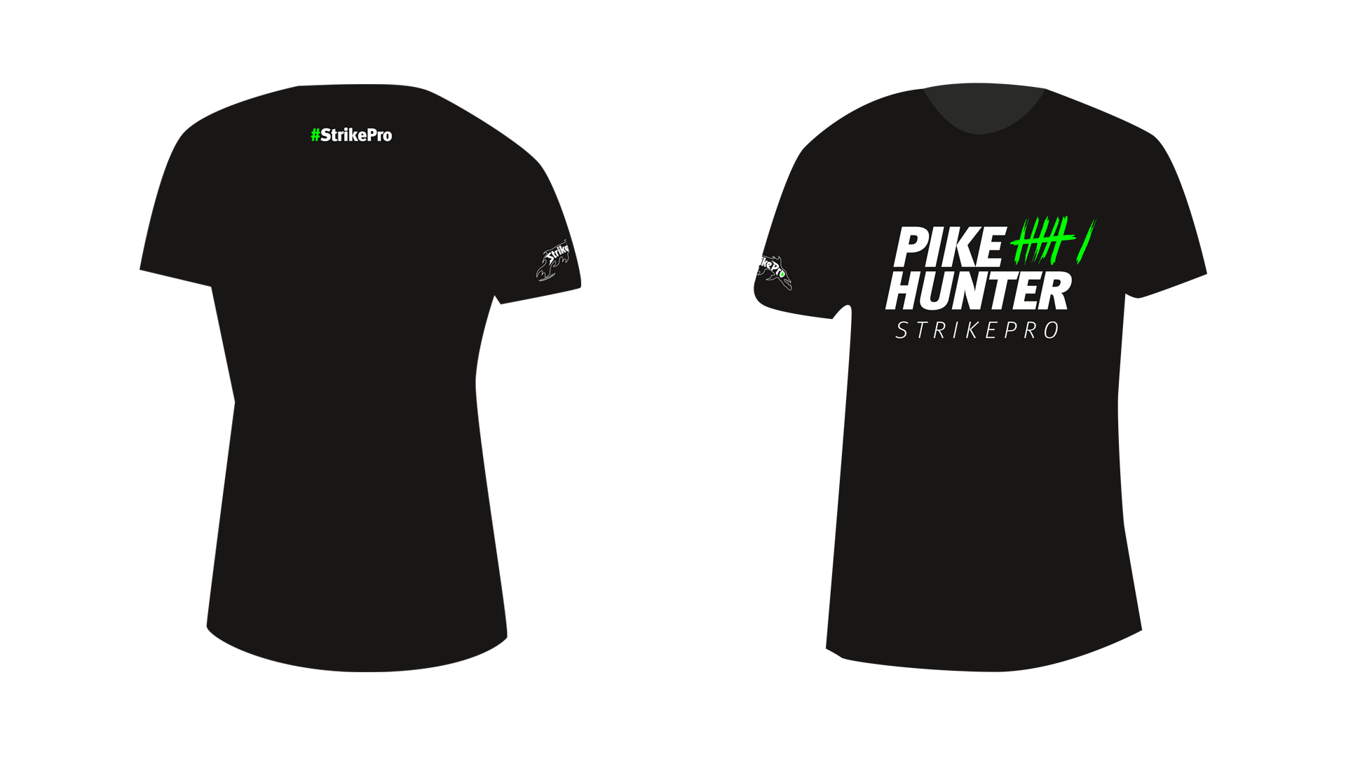 Футболка STRIKE PRO Pike Hunter